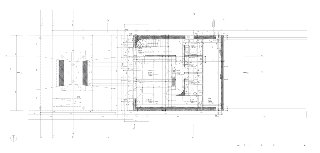 05 Grundriss Untergeschoss_Zuchwil